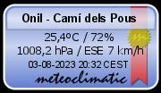 Onil-Cami del Pous