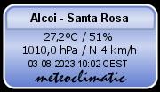 Alcoi - Santa Rosa