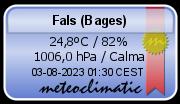 meteoclimatic Fals