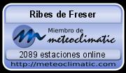 Ribes de Freser Pastilla Meteoclimatic