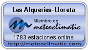 Meteoclimatic +2.000 estaciones on-line